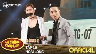 Đấu trường tiếu lâm | tập 19: Hoài Long kết hợp cùng Thụy Mười mang điện ảnh lên sân khấu