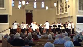 """The Missouri Symphony: Video Clip from Mozart's """"Overture to Cosi fan tutte"""""""