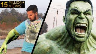 The Hulk Transformation Episode 2   A Short Film VFX Test