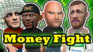 Floyd coming out of Retirement for a Money Fight