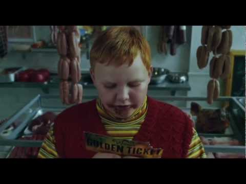Charlie and the Chocolate Factory Trailer (Horror Version)