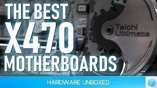 Top 5 Best AMD X470 Motherboards