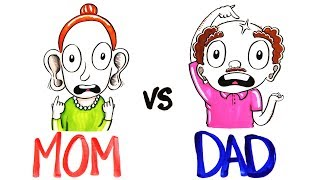 Mom vs. Dad: What Did You Inherit?