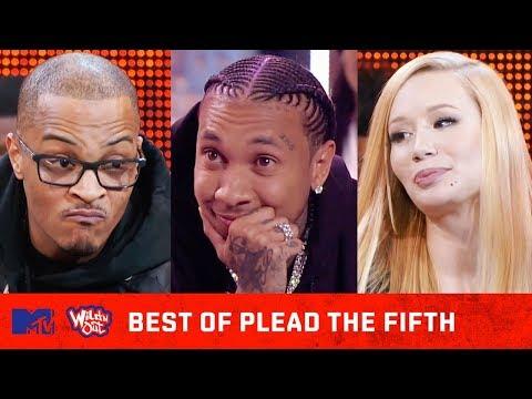 Best of 'Plead the Fifth' 😂ft. Iggy Azalea, Tyga, Shaq & More!   Wild 'N Out   #PleadTheFifth