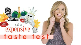 'Bachelorette' Hannah B + Too Much Champagne = Tyler C. Real Talk | Expensive Taste Test | Cosmo