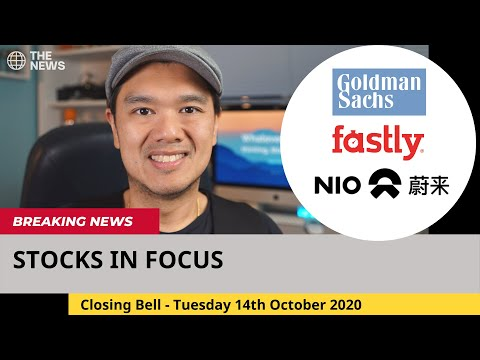 Stocks in Focus. Goldman Sachs, Fastly and Nio Stock Analysis