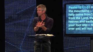 Combating Fear | Pete Wilson