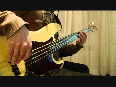 ZZ Top - La grange ( BASS COVER )