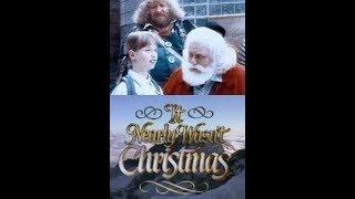 La Mission Secrète Du Père-Noël ...ıllιlı 1989  ιllιlı... VHS RARE