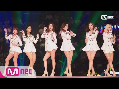 [Special M COUNTDOWN in CHINA] T-ARA(티아라) _ INTRO + So Crazy(완전 미쳤네) 160602 EP.476