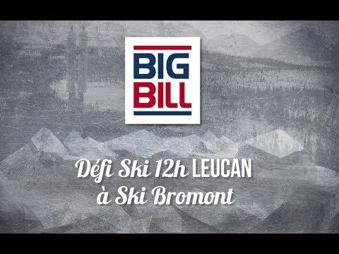 BIG BILL Défi ski LEUCAN 2014
