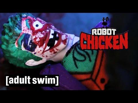 The Best of The Joker | Robot Chicken | Adult Swim