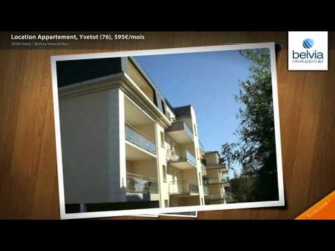 Location Appartement, Yvetot (76), 595€/mois