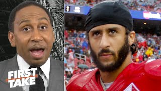 Colin Kaepernick has interest from 2 NFL teams, Stephen A.'s sources say | First Take
