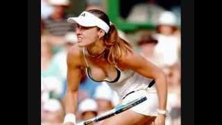 Lovely Martina Hingis