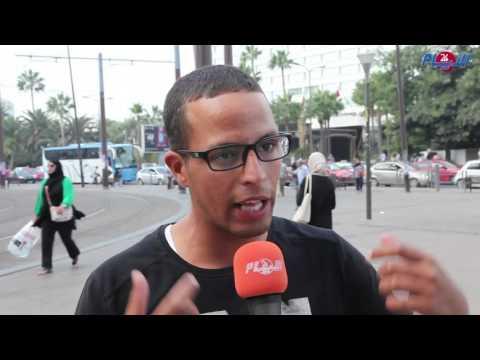 بالفيديو : هذا ماطلبه مواطن مغربي من بنكيران بعد حادث