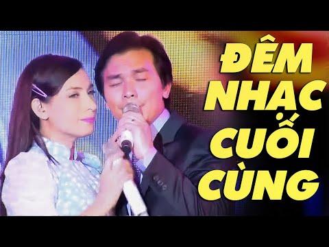 Video đêm nhạc cuối cùng - Vĩnh biệt tiếng hát Phi Nhung - Người tình âm nhạc của ca sĩ Mạnh Quỳnh
