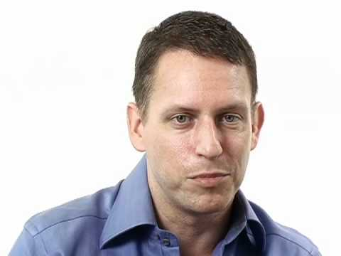 Why Peter Thiel is a Libertarian - YouTube