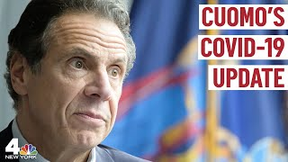 Cuomo Makes Request to Purchase Pfizer Vaccine Directly | NBC New York