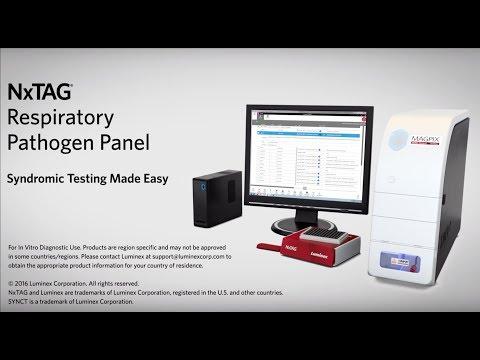 NxTAG® Respiratory Pathogen Panel (CE Marked)