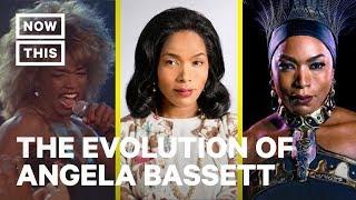 The Evolution of Angela Bassett | NowThis Entertainment