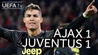AJAX 1-1 JUVENTUS #UCL HIGHLIGHTS
