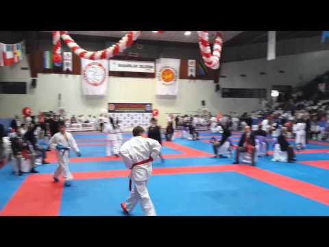 Еuropean Championship & World Cup WSKU. Рощупкин Александр 3