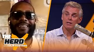 Ty Law talks NFL players opting out of season, Rodgers' future in Green Bay | THE HERD