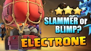 WHAT SHOULD YOU CHOOSE? Best Siege Machine for Electrone Attack Strategy | Clash of Clans
