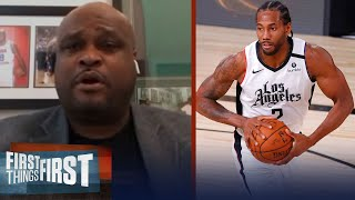 Antoine Walker questions the Clippers' focus after loss to the Suns | NBA | FIRST THINGS FIRST