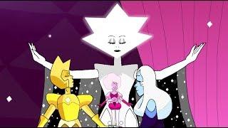The four Diamond's fusion [Paragon Diamond] | Steven Universe fan Animation | Rose Quartz Fenzy
