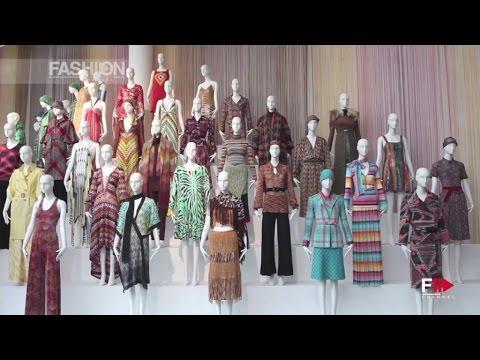 """MISSONI """"L'arte, il colore"""" mostra al Maga di Gallarate by Fashion Channel"""