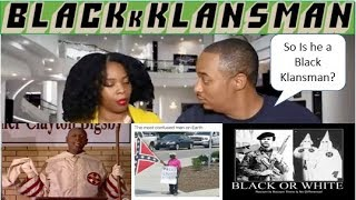 BLACKkKLANSMAN - Official Trailer [HD] - In Theaters August 10 (REACTION)