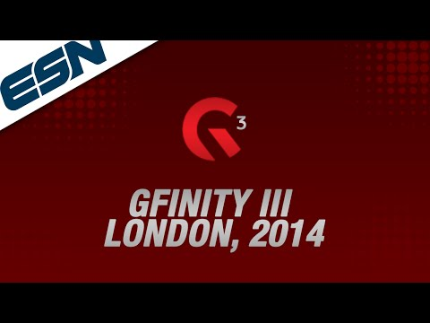 """GFINITY IS HERE!"" G3 Day One Intro of @Gfinity at The Copper Box Arena"