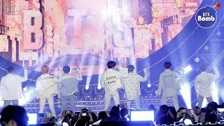 [BANGTAN BOMB] '작은 것들을 위한 시(Boy With Luv)' Stage CAM @2019 슈퍼콘서트 - BTS(방탄소년단)