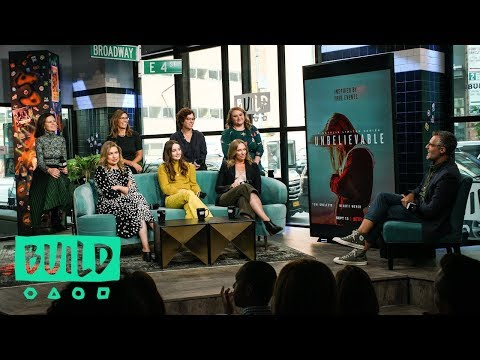 "The Cast & Creators Of ""Unbelievable"" Speak On The Netflix Series"
