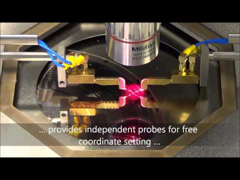 On wafer device characterization | Philips Innovation Services