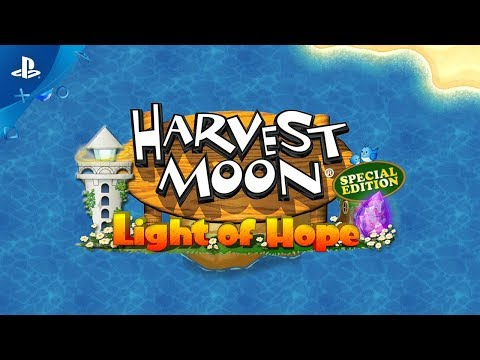 Harvest Moon®: Light of Hope Trailer