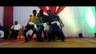 Jusus christ grace ministries..-Sunday school childrens dancing