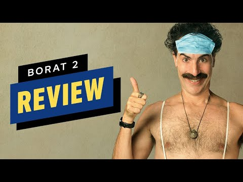 Borat 2 Review