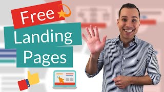 How To Create A Free Landing Page (Converts On Autopilot)