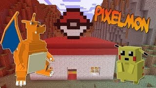 Minecraft Server Pixelmon 1.6.4   No Premium - No hamachi - 24/7