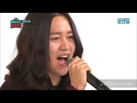 Idol singing Tears of So ChanWee :3