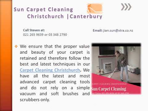 Quality Carpet Cleaning Christchurch