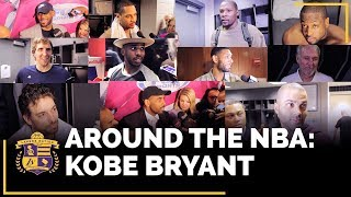 NBA Reactions To Kobe Bryant's 20 Year Lakers Career