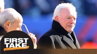 Stephen A. Smith on Cowboys' loss: No one is to blame more than Jerry Jones | First Take | ESPN