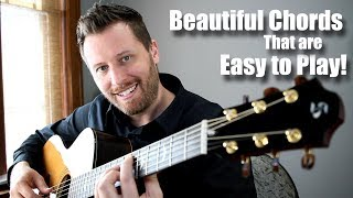 Beautiful Chords That Are Easy To Play