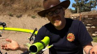 Bending Bullet - MythBusters