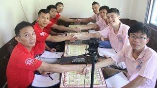 Chung kết tranh vé vớt cúp Bạc 2016: Lưu Quang Tuyên (DAN) vs Phí Mạnh Cường (DDA)