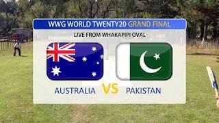 Backyard T20 World Cup Final 2018